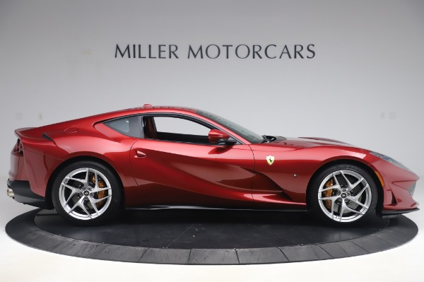 Used 2020 Ferrari 812 Superfast for sale $399,900 at Alfa Romeo of Greenwich in Greenwich CT 06830 9