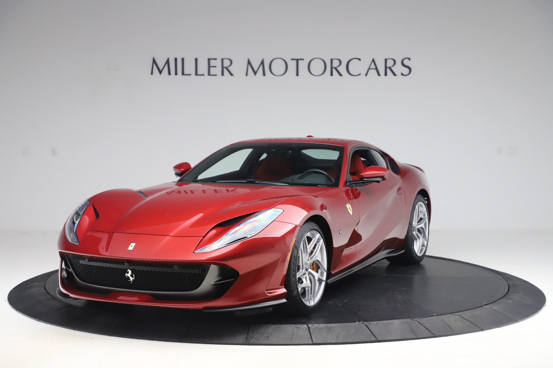 Used 2020 Ferrari 812 Superfast for sale $399,900 at Alfa Romeo of Greenwich in Greenwich CT 06830 1