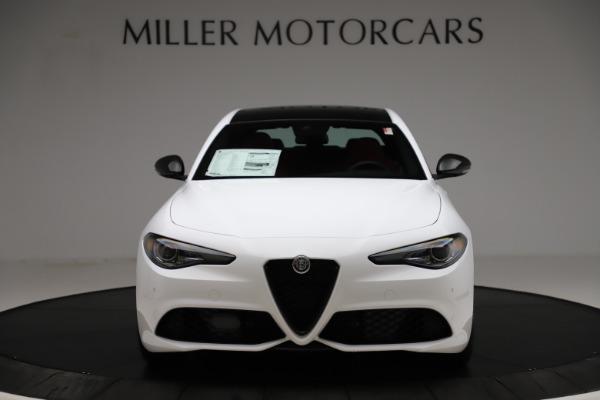 New 2020 Alfa Romeo Giulia Ti Sport Q4 for sale $51,495 at Alfa Romeo of Greenwich in Greenwich CT 06830 12