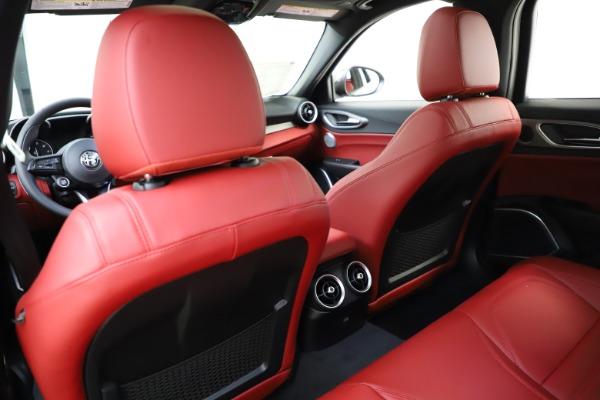 New 2020 Alfa Romeo Giulia Ti Sport Q4 for sale $51,495 at Alfa Romeo of Greenwich in Greenwich CT 06830 18
