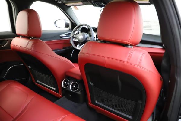 New 2020 Alfa Romeo Giulia Ti Sport Q4 for sale $51,495 at Alfa Romeo of Greenwich in Greenwich CT 06830 24