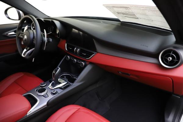 New 2020 Alfa Romeo Giulia Sport Q4 for sale Sold at Alfa Romeo of Greenwich in Greenwich CT 06830 23