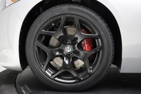 New 2020 Alfa Romeo Giulia Sport Q4 for sale Sold at Alfa Romeo of Greenwich in Greenwich CT 06830 28