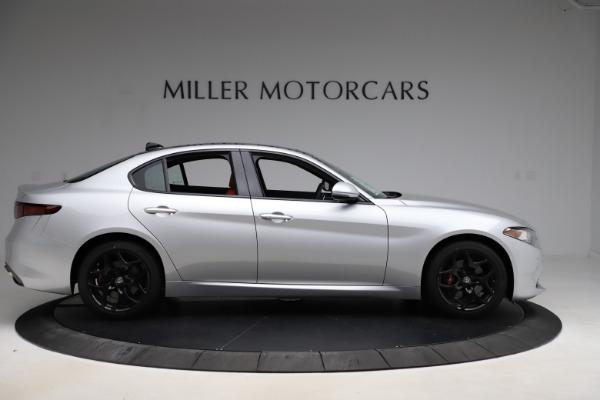 New 2020 Alfa Romeo Giulia Sport Q4 for sale Sold at Alfa Romeo of Greenwich in Greenwich CT 06830 9