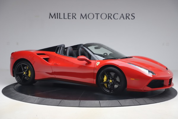Used 2018 Ferrari 488 Spider for sale $286,900 at Alfa Romeo of Greenwich in Greenwich CT 06830 10