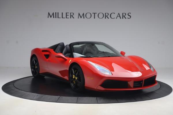 Used 2018 Ferrari 488 Spider for sale $286,900 at Alfa Romeo of Greenwich in Greenwich CT 06830 11