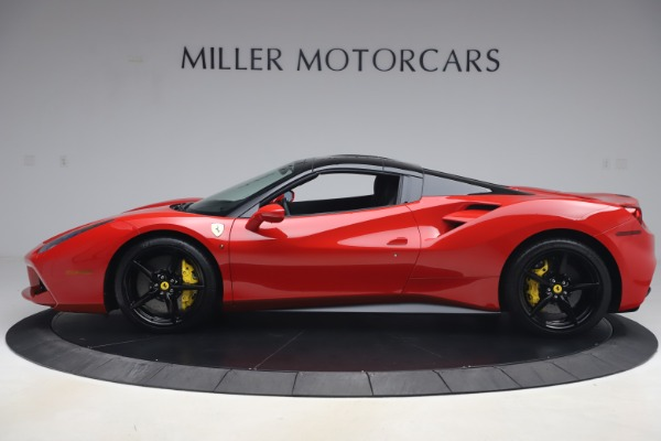 Used 2018 Ferrari 488 Spider for sale $286,900 at Alfa Romeo of Greenwich in Greenwich CT 06830 13
