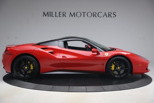Used 2018 Ferrari 488 Spider for sale $286,900 at Alfa Romeo of Greenwich in Greenwich CT 06830 14