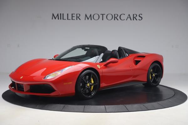 Used 2018 Ferrari 488 Spider for sale $286,900 at Alfa Romeo of Greenwich in Greenwich CT 06830 2