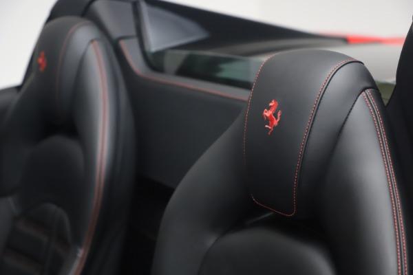 Used 2018 Ferrari 488 Spider for sale $286,900 at Alfa Romeo of Greenwich in Greenwich CT 06830 20
