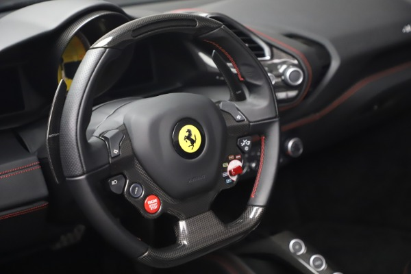 Used 2018 Ferrari 488 Spider for sale $286,900 at Alfa Romeo of Greenwich in Greenwich CT 06830 22