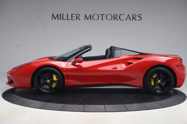 Used 2018 Ferrari 488 Spider for sale $286,900 at Alfa Romeo of Greenwich in Greenwich CT 06830 3