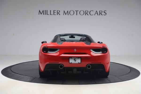 Used 2018 Ferrari 488 Spider for sale $286,900 at Alfa Romeo of Greenwich in Greenwich CT 06830 6