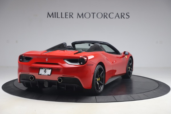 Used 2018 Ferrari 488 Spider for sale $286,900 at Alfa Romeo of Greenwich in Greenwich CT 06830 7