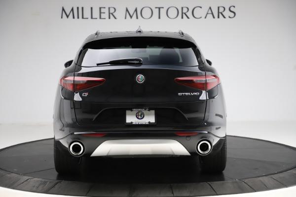 New 2020 Alfa Romeo Stelvio Ti Sport Q4 for sale Sold at Alfa Romeo of Greenwich in Greenwich CT 06830 6