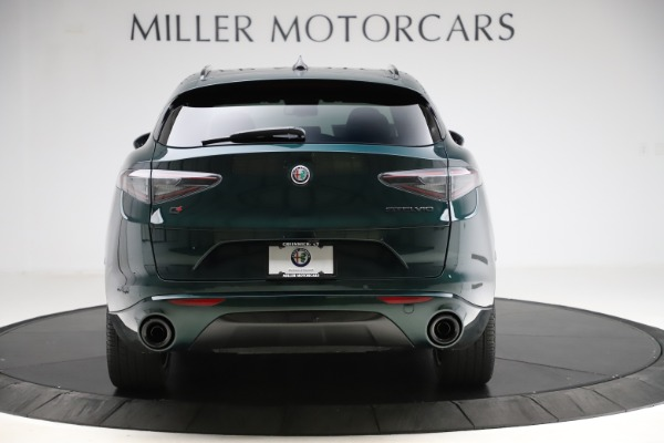 New 2020 Alfa Romeo Stelvio Ti Sport Carbon Q4 for sale Sold at Alfa Romeo of Greenwich in Greenwich CT 06830 6