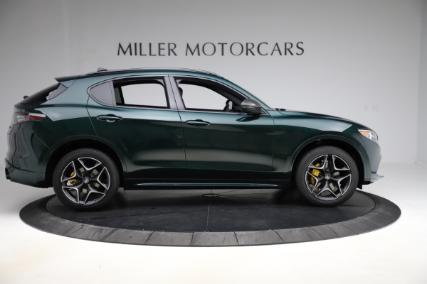 New 2020 Alfa Romeo Stelvio Ti Sport Carbon Q4 for sale Sold at Alfa Romeo of Greenwich in Greenwich CT 06830 9
