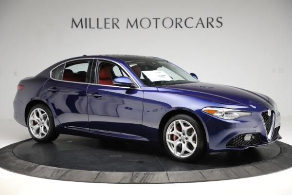 New 2020 Alfa Romeo Giulia Ti Q4 for sale Sold at Alfa Romeo of Greenwich in Greenwich CT 06830 10