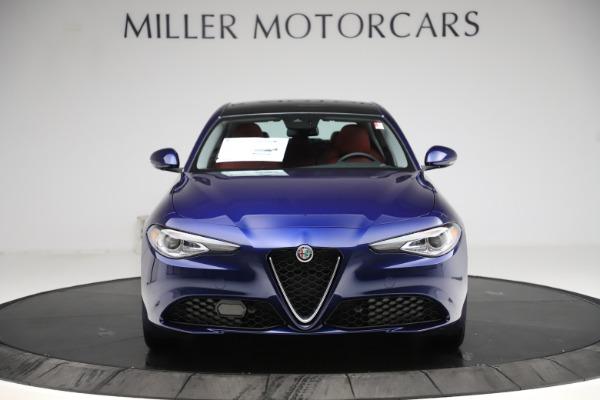 New 2020 Alfa Romeo Giulia Ti Q4 for sale $47,795 at Alfa Romeo of Greenwich in Greenwich CT 06830 12