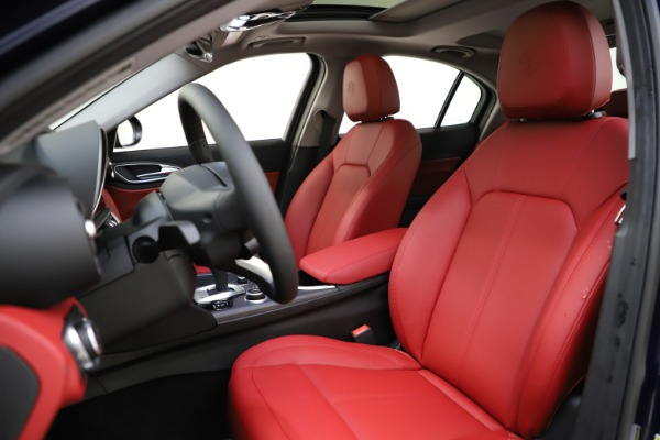 New 2020 Alfa Romeo Giulia Ti Q4 for sale $47,795 at Alfa Romeo of Greenwich in Greenwich CT 06830 15