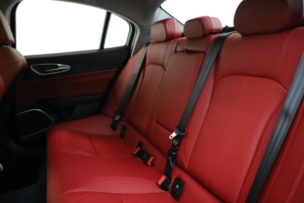 New 2020 Alfa Romeo Giulia Ti Q4 for sale $47,795 at Alfa Romeo of Greenwich in Greenwich CT 06830 18