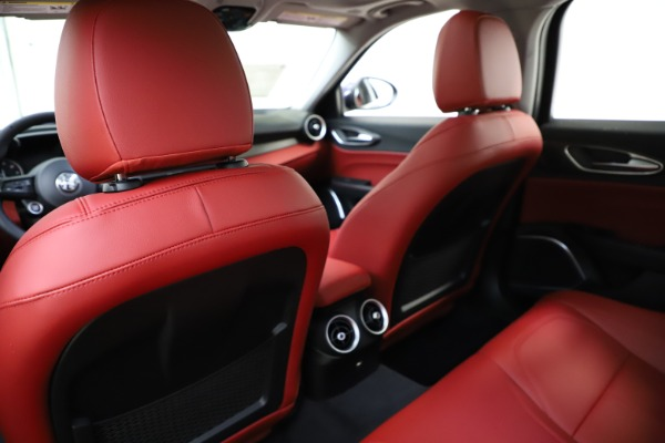New 2020 Alfa Romeo Giulia Ti Q4 for sale $47,795 at Alfa Romeo of Greenwich in Greenwich CT 06830 20
