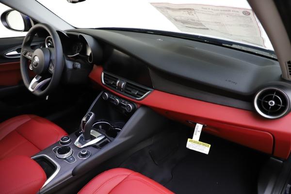 New 2020 Alfa Romeo Giulia Ti Q4 for sale $47,795 at Alfa Romeo of Greenwich in Greenwich CT 06830 23