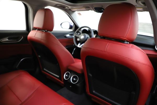 New 2020 Alfa Romeo Giulia Ti Q4 for sale $47,795 at Alfa Romeo of Greenwich in Greenwich CT 06830 26