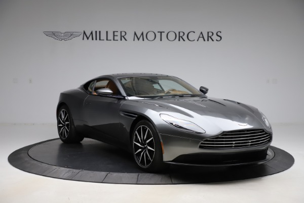 Used 2017 Aston Martin DB11 for sale $155,900 at Alfa Romeo of Greenwich in Greenwich CT 06830 10
