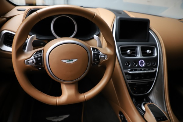 Used 2017 Aston Martin DB11 for sale $155,900 at Alfa Romeo of Greenwich in Greenwich CT 06830 21