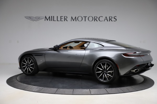 Used 2017 Aston Martin DB11 for sale $155,900 at Alfa Romeo of Greenwich in Greenwich CT 06830 3