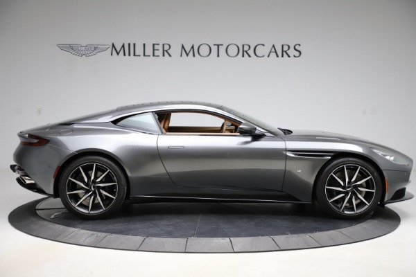 Used 2017 Aston Martin DB11 for sale $155,900 at Alfa Romeo of Greenwich in Greenwich CT 06830 8