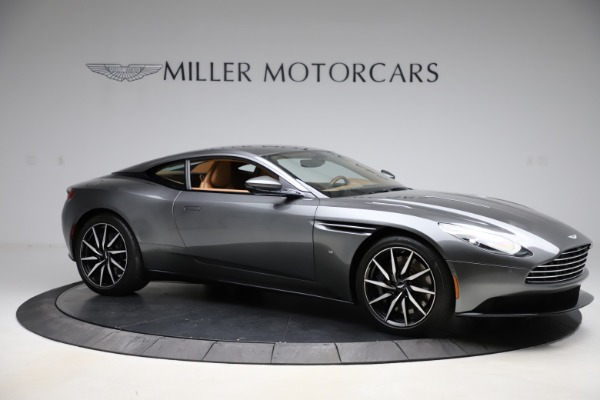 Used 2017 Aston Martin DB11 for sale $155,900 at Alfa Romeo of Greenwich in Greenwich CT 06830 9