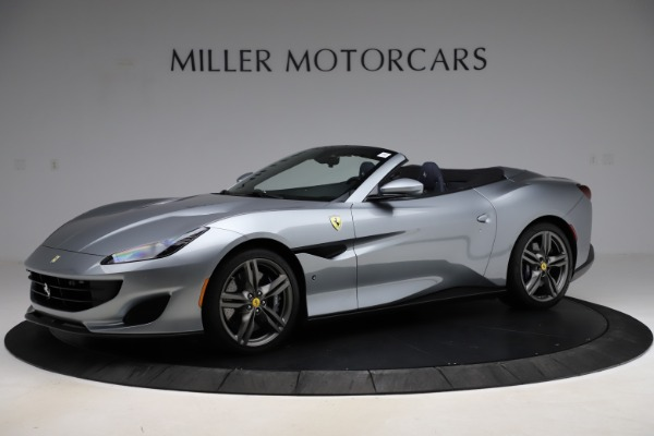 Used 2019 Ferrari Portofino for sale $229,900 at Alfa Romeo of Greenwich in Greenwich CT 06830 2