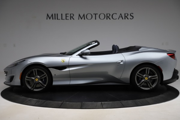 Used 2019 Ferrari Portofino for sale $229,900 at Alfa Romeo of Greenwich in Greenwich CT 06830 3