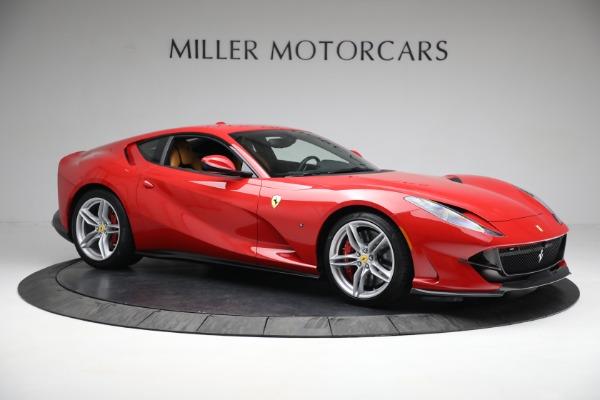 Used 2019 Ferrari 812 Superfast for sale $357,900 at Alfa Romeo of Greenwich in Greenwich CT 06830 10