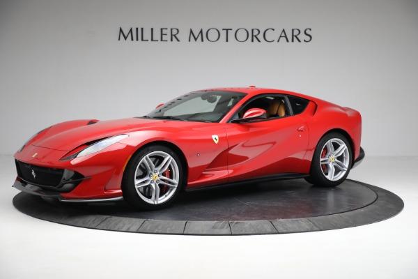 Used 2019 Ferrari 812 Superfast for sale $357,900 at Alfa Romeo of Greenwich in Greenwich CT 06830 2
