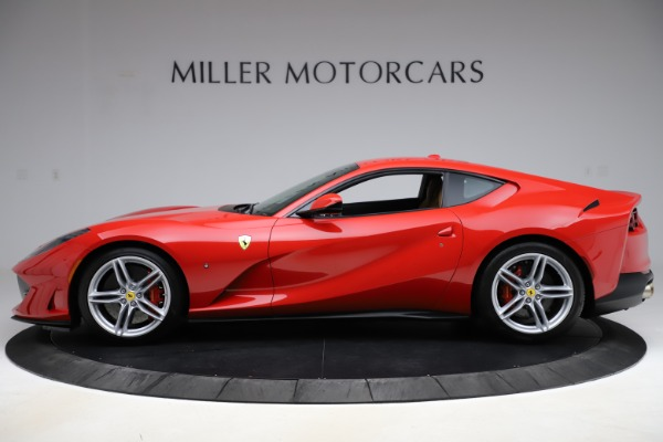 Used 2019 Ferrari 812 Superfast for sale $357,900 at Alfa Romeo of Greenwich in Greenwich CT 06830 3