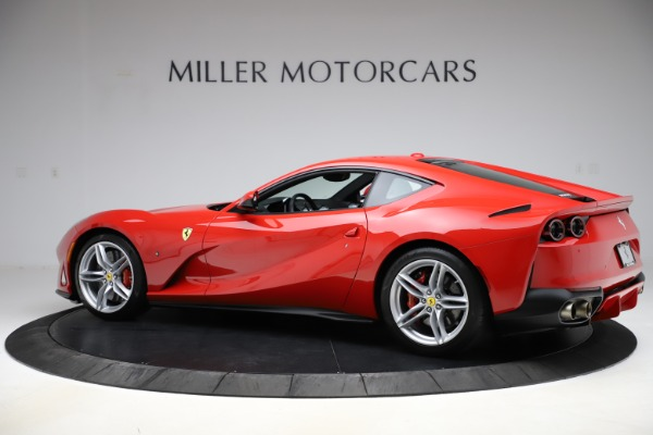 Used 2019 Ferrari 812 Superfast for sale $357,900 at Alfa Romeo of Greenwich in Greenwich CT 06830 4