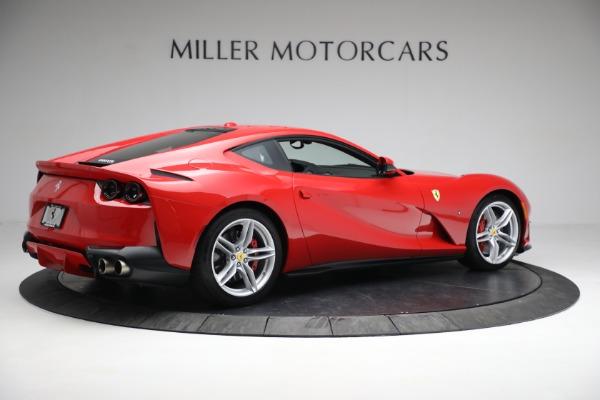 Used 2019 Ferrari 812 Superfast for sale $357,900 at Alfa Romeo of Greenwich in Greenwich CT 06830 8