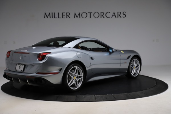 Used 2016 Ferrari California T for sale Sold at Alfa Romeo of Greenwich in Greenwich CT 06830 14