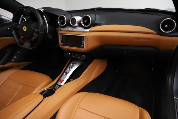 Used 2016 Ferrari California T for sale Sold at Alfa Romeo of Greenwich in Greenwich CT 06830 22
