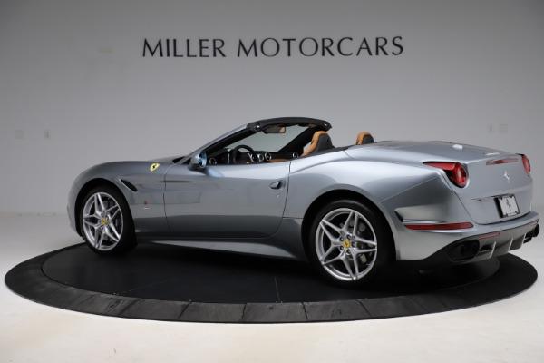 Used 2016 Ferrari California T for sale Sold at Alfa Romeo of Greenwich in Greenwich CT 06830 4