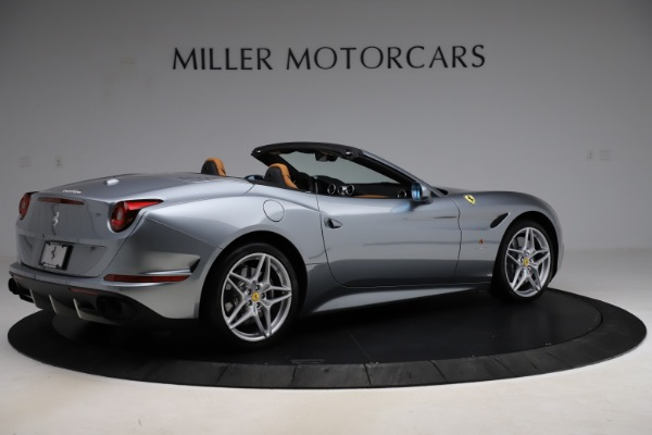 Used 2016 Ferrari California T for sale Sold at Alfa Romeo of Greenwich in Greenwich CT 06830 8