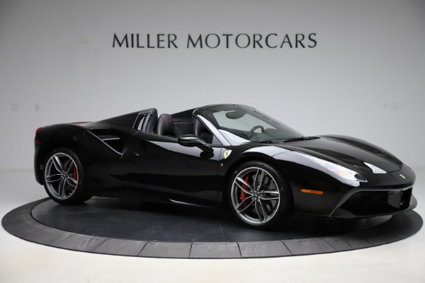 Used 2017 Ferrari 488 Spider for sale Sold at Alfa Romeo of Greenwich in Greenwich CT 06830 10