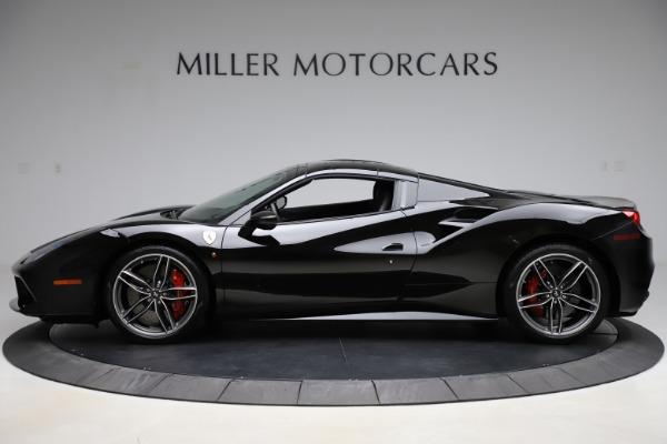 Used 2017 Ferrari 488 Spider for sale $276,900 at Alfa Romeo of Greenwich in Greenwich CT 06830 14