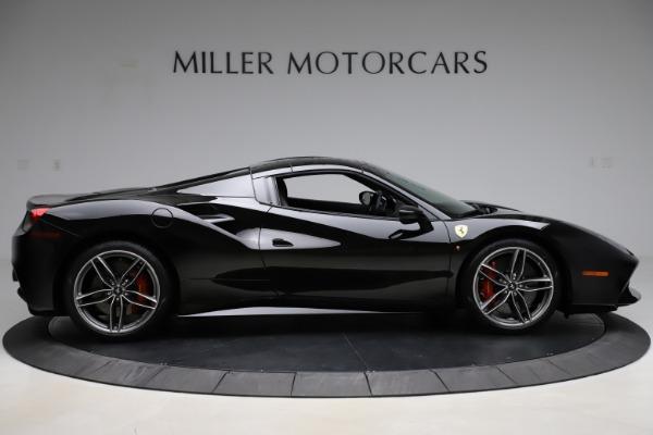 Used 2017 Ferrari 488 Spider for sale $276,900 at Alfa Romeo of Greenwich in Greenwich CT 06830 15