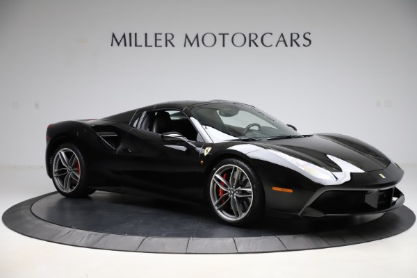 Used 2017 Ferrari 488 Spider for sale Sold at Alfa Romeo of Greenwich in Greenwich CT 06830 16
