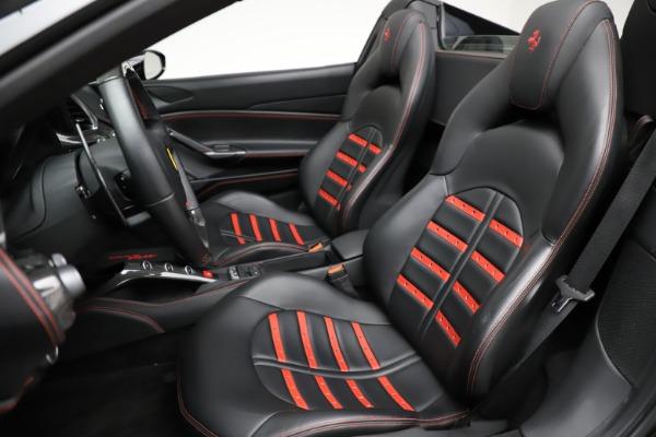 Used 2017 Ferrari 488 Spider for sale $276,900 at Alfa Romeo of Greenwich in Greenwich CT 06830 19