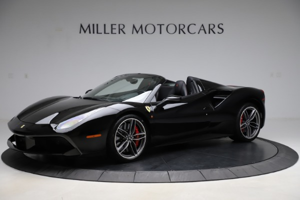 Used 2017 Ferrari 488 Spider for sale $276,900 at Alfa Romeo of Greenwich in Greenwich CT 06830 2